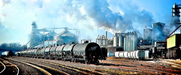 Tanker Cars & Agri-Business - Atchison, Kansas