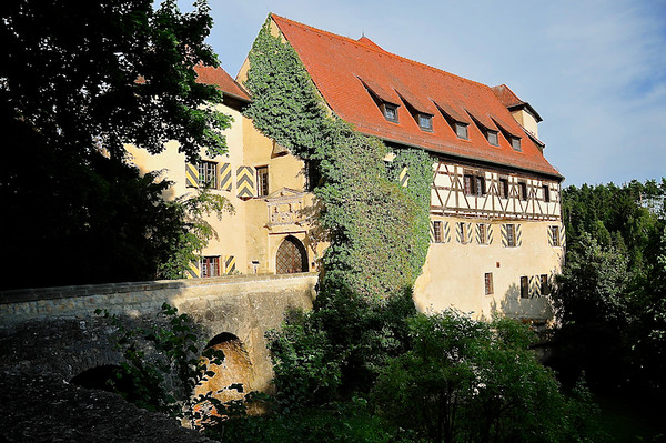 Castle Rabinstein - Germany