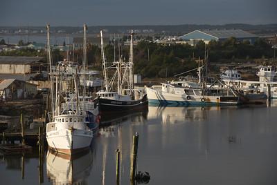 Fishing Boats - Beaufort, NC