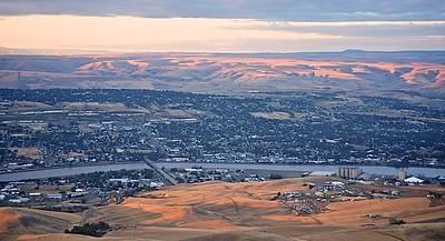 Early Morning Sunlight - Clarkston, WA