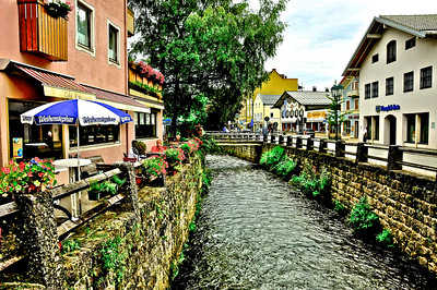 A River Runs Through It - Bad-Aibling, Germany