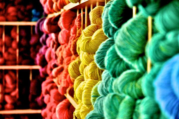 Scottish Wool Yarn - Isle Of Skye
