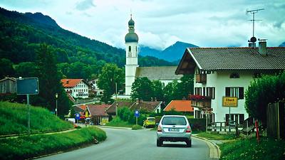 Village of Elbach, Germany