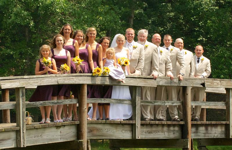 Kelly & Nolan - The Wedding Party