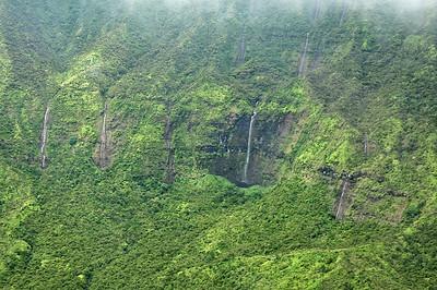 Waterfalls,  Kauai