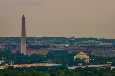 Washington, DC - Early Morning