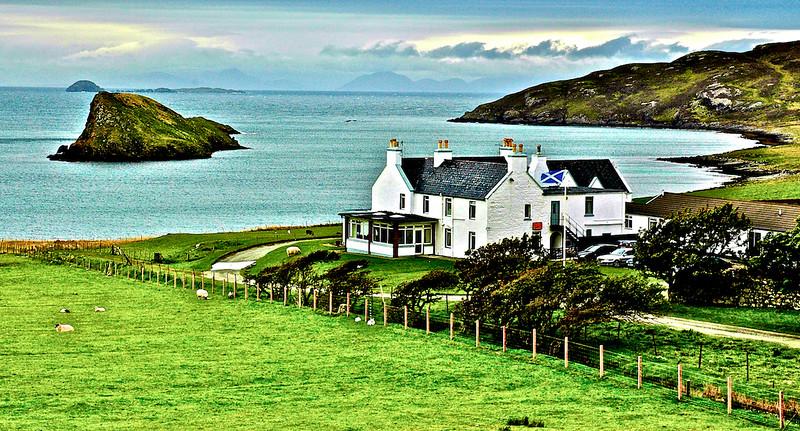 Duntulm Castle Hotel - Isle Of Skye