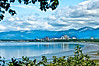 Anchorage - View From Earthquake Park Over Cook Inlet - Alaska