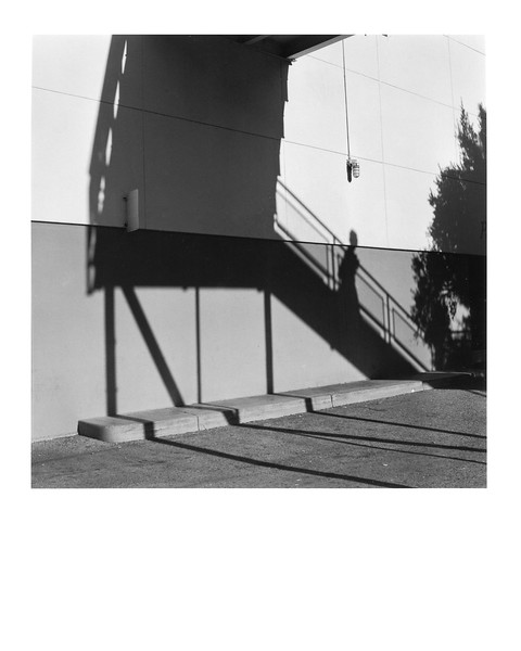 Shadow and staircase