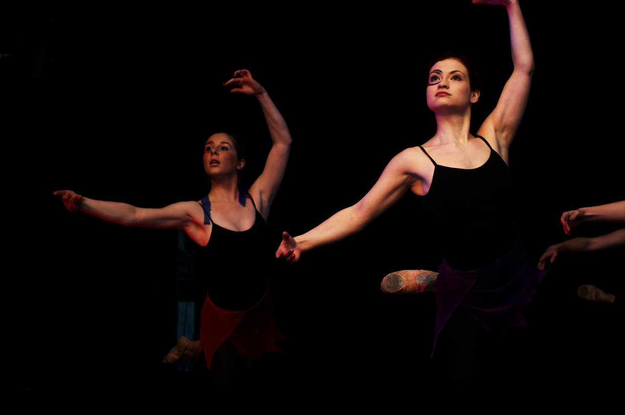 ICU<br /> Edinburgh dance 2010<br /> Photographer Daniele de Paola