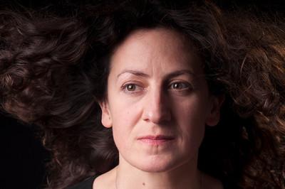 Patrizia Paolini show Scar Stories Photographer Daniele de Paola
