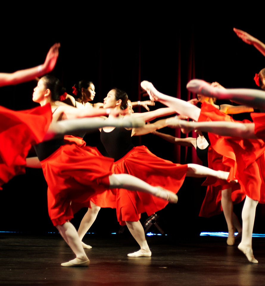 ICU<br /> Edinburgh dance 2011<br /> Photographer Daniele de Paola
