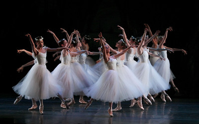 "SANTA MONICA, CA - MAY 28: The performance of ""Giselle"" during the Gala Celebration Season 5 at The Broad Stage on May 28, 2011 in Santa Monica, California. (Photo by Ryan Miller/Capture Imaging)"