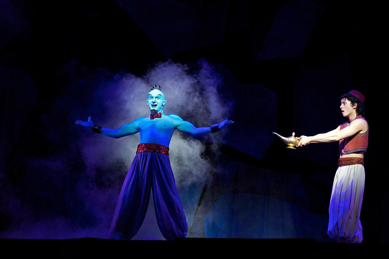 Disney's Aladdin, Disney's California Adventure - Anaheim, California
