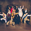 "Amarillo Little Theatre Academy presents ""Into the Woods"".back-Socorra Carillo, Chloe Spellman, Charles Turner, Kallie Kilburn, Abigail Martin, Tre Butcher, front-Kayden Burns, Conner Unwin, Rebecca Hartman and Ethan Worsham. Taken in Amarillo, TX. on July 2, 2018. [Shaie Williams for Amarillo Globe News]"