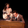 "Anna Bahn as Lily with Spencer Stribling as Archibald in Amarillo College Summer Youth Musical presents ""The Secrect Graden"" [Shaie Williams for Amarillo Globe News]"