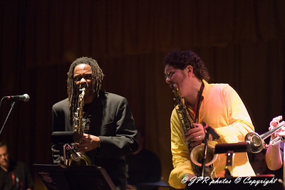 Rob Williams and Sax Gorden