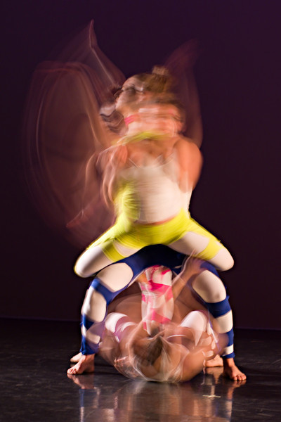 (2009/04/04) Dancers perform at Skidmore College. Shot for Skidmore News