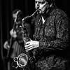 Tower of Power tenor sax player Tom Politzer