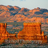 Sunset at Arches