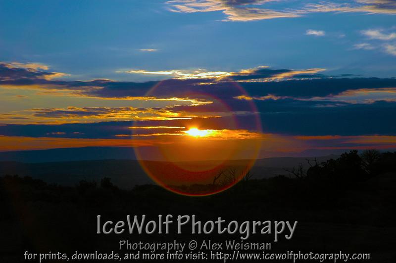 Horsetheif Sunrise