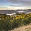 Morning Light on Santa Cruz Hills