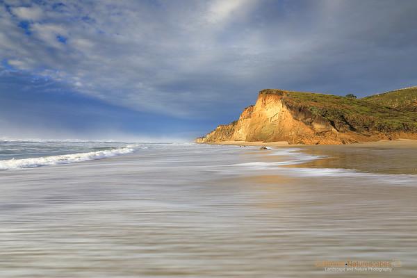Coastal Bluffs of California