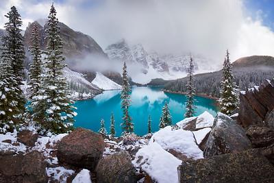 Jewel of the Rockies - Banff national Park, Alberta