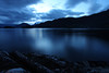 Jervis Inlet in the evening, photo taken at Egmont (West Coast of BC) during my dive instructor training