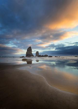 Pacific Glory - Cannon Beach, Oregon