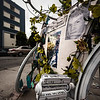"""Ghost Bike"", San Francisco"
