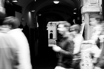 Godot, Prague
