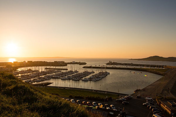 Howth habor, Ireland