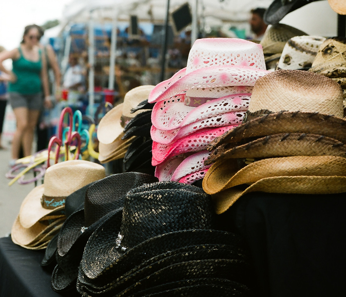 Davie Rodeo: Cowboy/Cowgirl Hats