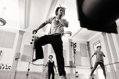 Garth Fagan Dance— behind the scenes