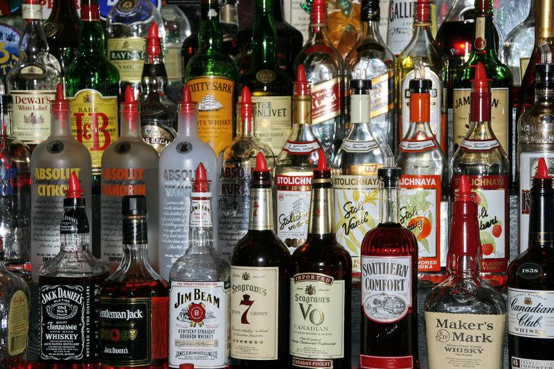 Mmmm. Alcohol.