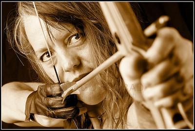Bellingham Portrait Photographer - Artemis Hunting