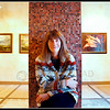 © Paul Conrad/ Pablo Conrad Photography<br /> <br /> Photographer, artist, singer, and composer Lynn Goldsmith in her Basalt, Colo., gallery.