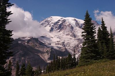 Mt Ranier, Washington State