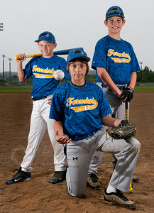 Bellingham Portrait Photographer - 0708 Ferndale Baseball