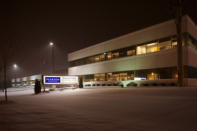 Pearson Canada Distribution Center, Newmarket, Ontario
