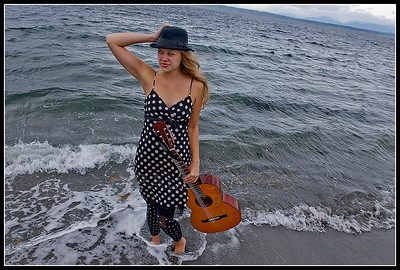 Bellingham Portrait Photographer - Liquid Music