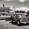 Ice Cream and Ford Trucks
