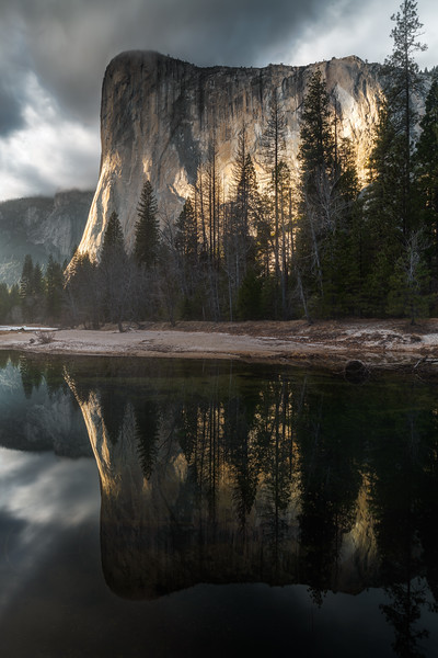 El Capitan Reflection