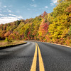 Fall Colors on the Blue Ridge Parkway
