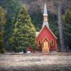 Yosemite Vally Chapel