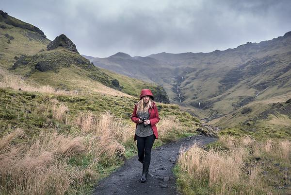 A Stroll Through Iceland