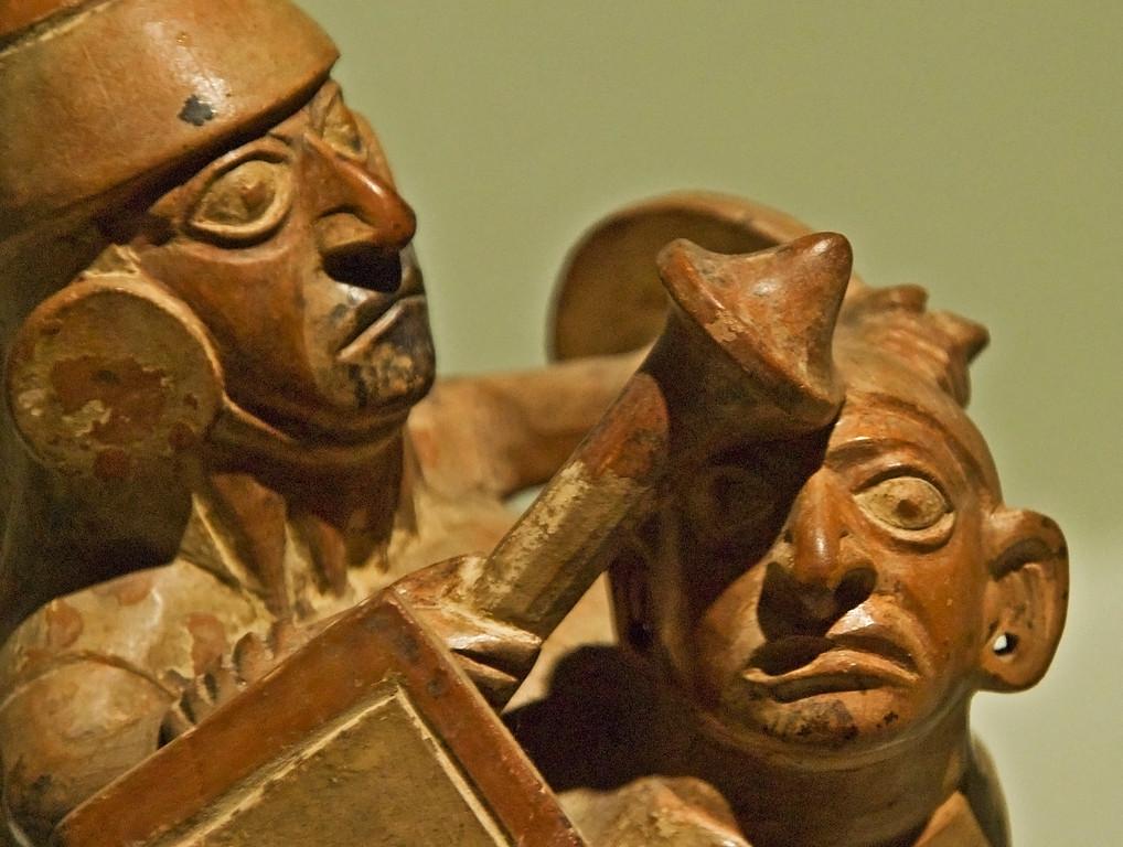 Ancient Art, Lima, Peru