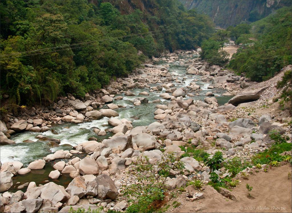 Urubamba River (Río Urubamba)