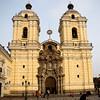 Church, Lima, Peru